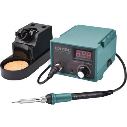 Stanice pájecí s LCD a elektronickou regulací teploty a kalibrací, EXTOL 8794520