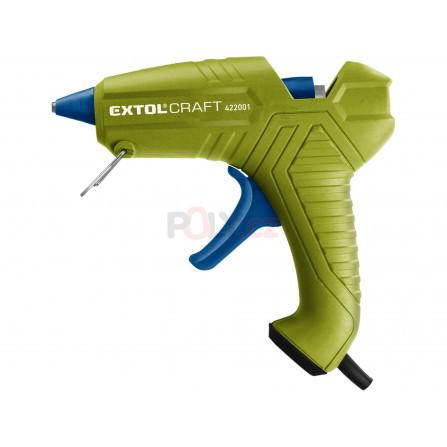 Pistole tavná lepící, ∅11mm, 40W, EXTOL 422001
