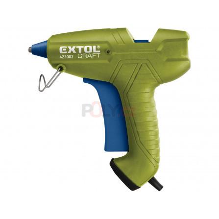 Pistole tavná lepící, ∅11mm, 65W, EXTOL 422002