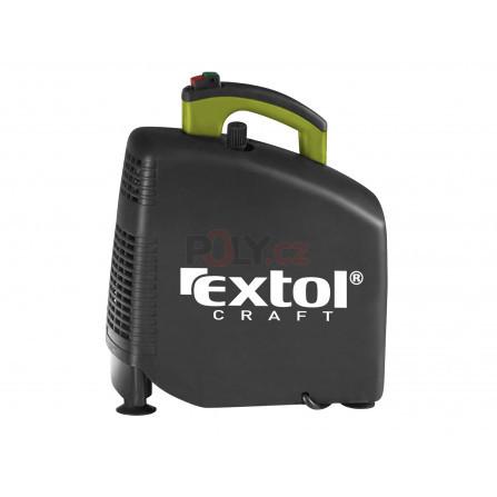Kompresor bezolejový, 1100W, EXTOL 418100