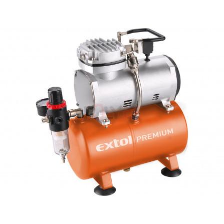 Kompresor, 150W, EXTOL 8895300, AC-S3