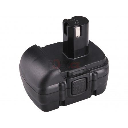 Baterie akumulátorová 14,4V, NiCd, 1300mAh, EXTOL 402315A