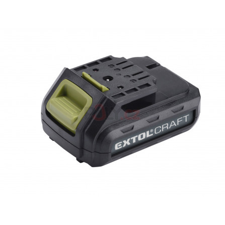 Baterie akumulátorová 12V, Li-ion, 1300mAh, EXTOL 402400B