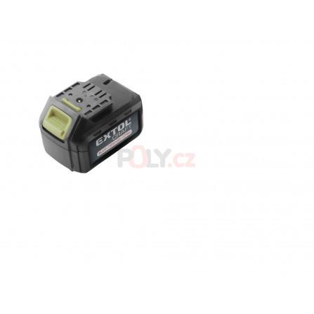 Baterie akumulátorová 14,4V, Li-ion, 1500mAh, EXTOL 402420B
