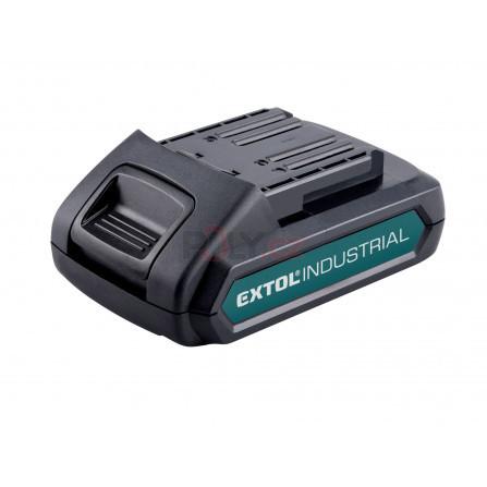 Baterie akumulátorová 18V, Li-ion, 2000mAh, EXTOL 8791110B