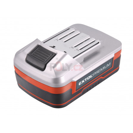 Baterie akumulátorová 18V, Li-ion, 1500mAh, EXTOL 8891110B