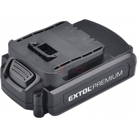 Baterie akumulátorová 18V, Li-ion, 1500mAh, EXTOL 8891114B