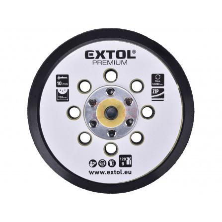 Nosič kotoučů, suchý zip, O150mm, EXTOL 8865038A