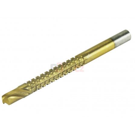 Vrták frézovací na dřevo, plast, ∅6x90mm, HSS, EXTOL 8801201