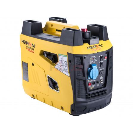 Elektrocentrála digitální invertorová 1,8HP/1,1kW, HERON 8896218