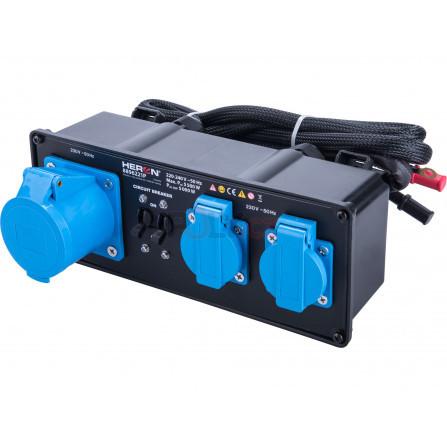 Kabel propojovací 5,2kW, HERON 8896221P