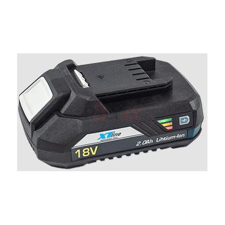 Aku baterie li-ion 18V, 2,0Ah SAMSUNG, XTline XT102782