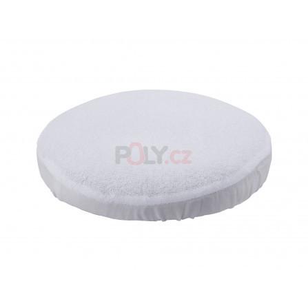 Kotouče aplikační, froté bavlna, 2ks, ∅180-240mm, návlek, EXTOL 10630