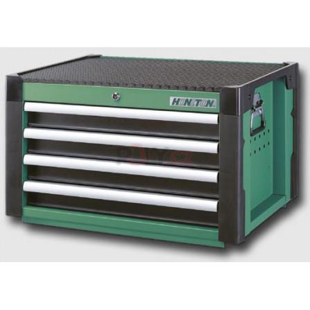 Montážní skříň na nářadí kovova 716x495x437mm, HONITON HA202