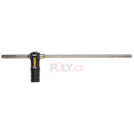 Vrták SDS-MAX s odsváváním 18 x 400 mm, DeWALT DT60231-QZ