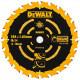 Pilový kotouč 184 x 16 mm, 24 zubů, ATB +20°, univerzální řez, DeWALT DT10302-QZ