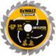 Pilový kotouč 216 x 30 mm, 24 zubů, ideální pro pily FLEXVOLT, DeWALT DT99568-QZ