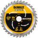 Pilový kotouč 216 x 30 mm, 36 zubů, ideální pro pily FLEXVOLT, DeWALT DT99569-QZ