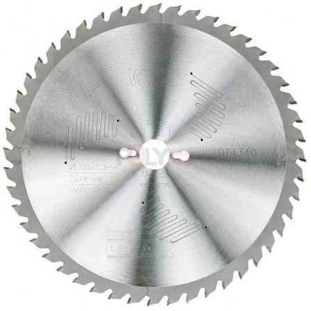 Pilový kotouč 305 × 30 mm, 48 zubů, ATB 10°, DeWALT DT4340-QZ