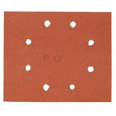 Brusný papír 140 x 115 mm, P 220 25 ks v bal, DeWALT DT3017-QZ