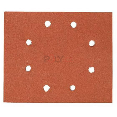 Brusný papír 140 x 115 mm, P 60 25 ks v bal, DeWALT DT3012-QZ
