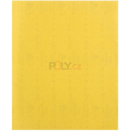Univerzuální brusný papír P 40, 230 x 280 mm, 10 ks, DeWALT DT3230-QZ