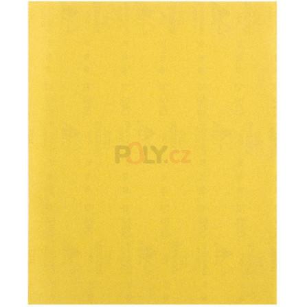 Univerzuální brusný papír P 80, 230 x 280 mm, 10 ks, DeWALT DT3232-QZ
