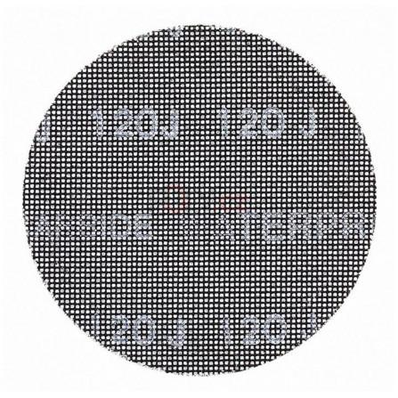 Brusná síťovina P 120, průměr 125 mm, 5 ks pro D26453, DeWALT DTM3105-QZ