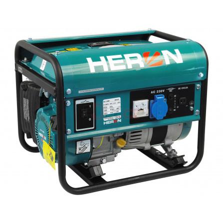 Elektrocentrála benzínová 2,8HP/1,1kW, HERON 8896109, EG 11 IMR