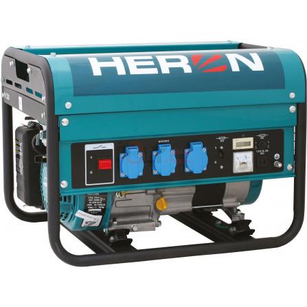 Elektrocentrála benzínová 5,5HP/2,3kW, HERON 8896111, EGM 25 AVR