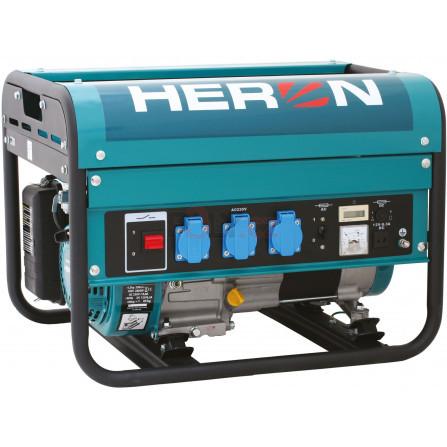 Elektrocentrála benzínová 6,5HP/2,8kW, HERON 8896116, EGM 30 AVR