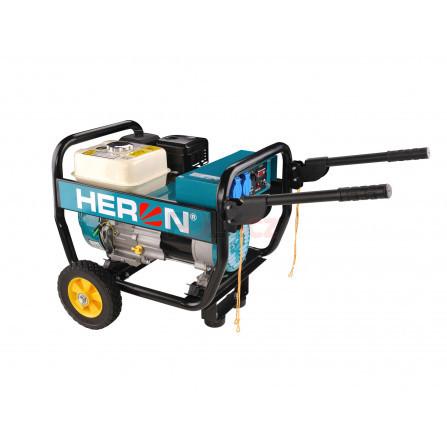 Elektrocentrála benzínová 6,5HP/2,8kW, industriální, HERON 8896131, EGI 30