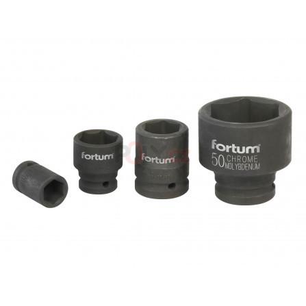 """Hlavice nástrčná rázová 3/4"""", 65mm, L 80mm, FORTUM 4703065"""