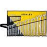 23dílná očkoplochých klíčů ve vinylu, Stanley STMT33650-8