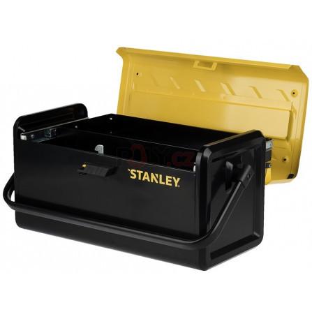 """19"""" kovový box - bez zásuvky, Stanley STST73099-8"""
