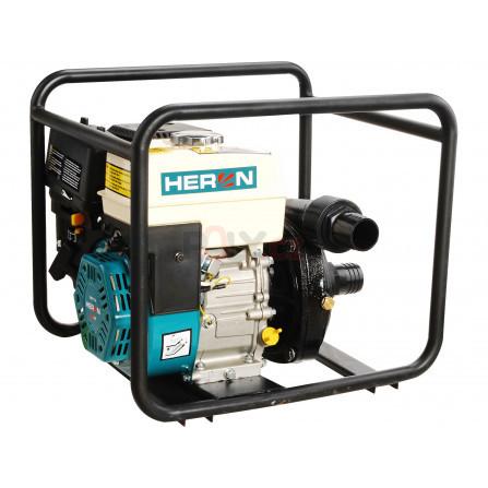 Čerpadlo motorové tlakové 6,5HP, 500l/min, HERON 8895109, EMPH 20