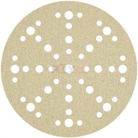 Kotouč s papírovou podložkou na suchý zip PS 33 BK, 150/180, provedení: S, GLS74, 1ks, Klingspor 340598
