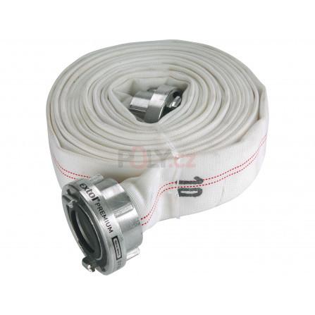"Hadice C52, 10m se spojkami, PVC, oplet PES, 2"" (50mm), 10m, EXTOL 8898015"
