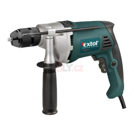 Vrtačka s příklepem, Click-lock, 850W, EXTOL 8790031, HDS 850 C