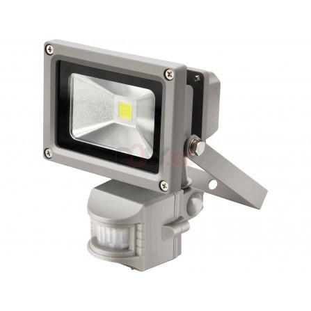 Reflektor LED s pohybovým čidlem, 800lm, EXTOL 43211