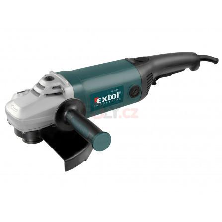 Bruska úhlová, otočná rukojeť, 230mm, 2350W, EXTOL 8792009, IAG 23-230 SR