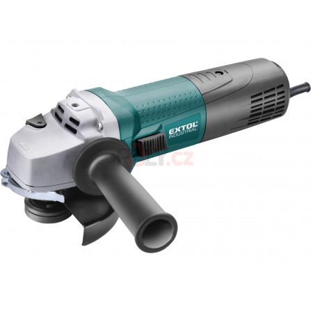 Bruska úhlová s regulací rychlosti, 125mm, 1400W, EXTOL 8792014