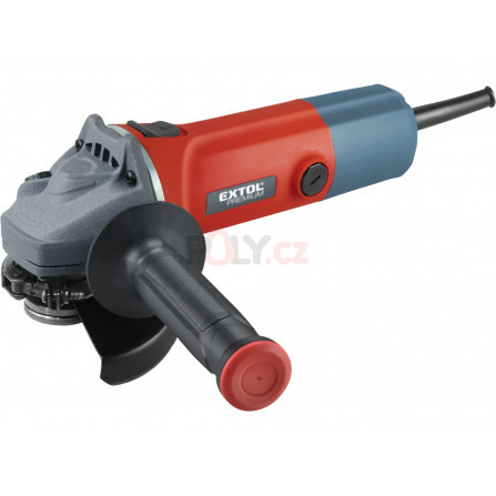 Bruska úhlová, 125mm, 850W, EXTOL 8892013, AG 125 EP