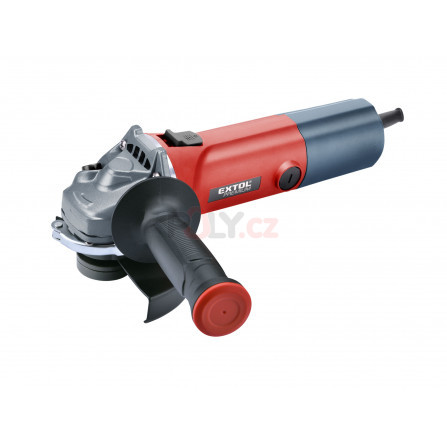 Bruska úhlová s regulací rychlosti, 125mm, 850W, EXTOL 8892014