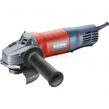 Bruska úhlová s pádlovým vypínačem, 125mm, 900W, EXTOL 8892025