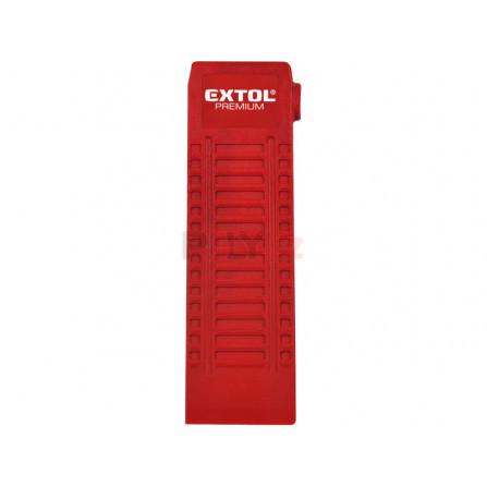 Klín rozevírací, nylonový, rozměry (d/š/tl.): 245x75x40mm, nylon, EXTOL 8877304