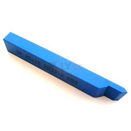 Soustružnický nůž HSS vnější závit 20x12x125, 223312