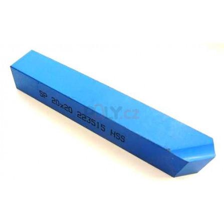 Soustružnický nůž HSS ubírací přímý 16x16, 223515