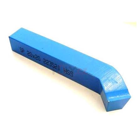 Soustružnický nůž HSS ubírací ohnutný levý 10x10x110, 223521