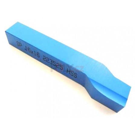 Soustružnický nůž HSS ubírací stranový levý 16x16x140, 223525